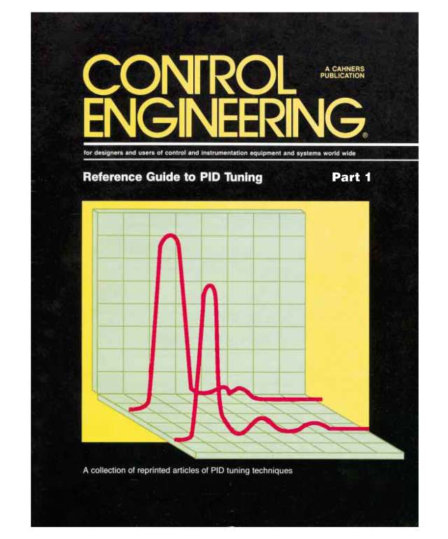 pid tuning thesis Use the model parameters from step 3 in rules and correlations to complete the controller design and tuning  employ pi and pid tuning correlations specific to.
