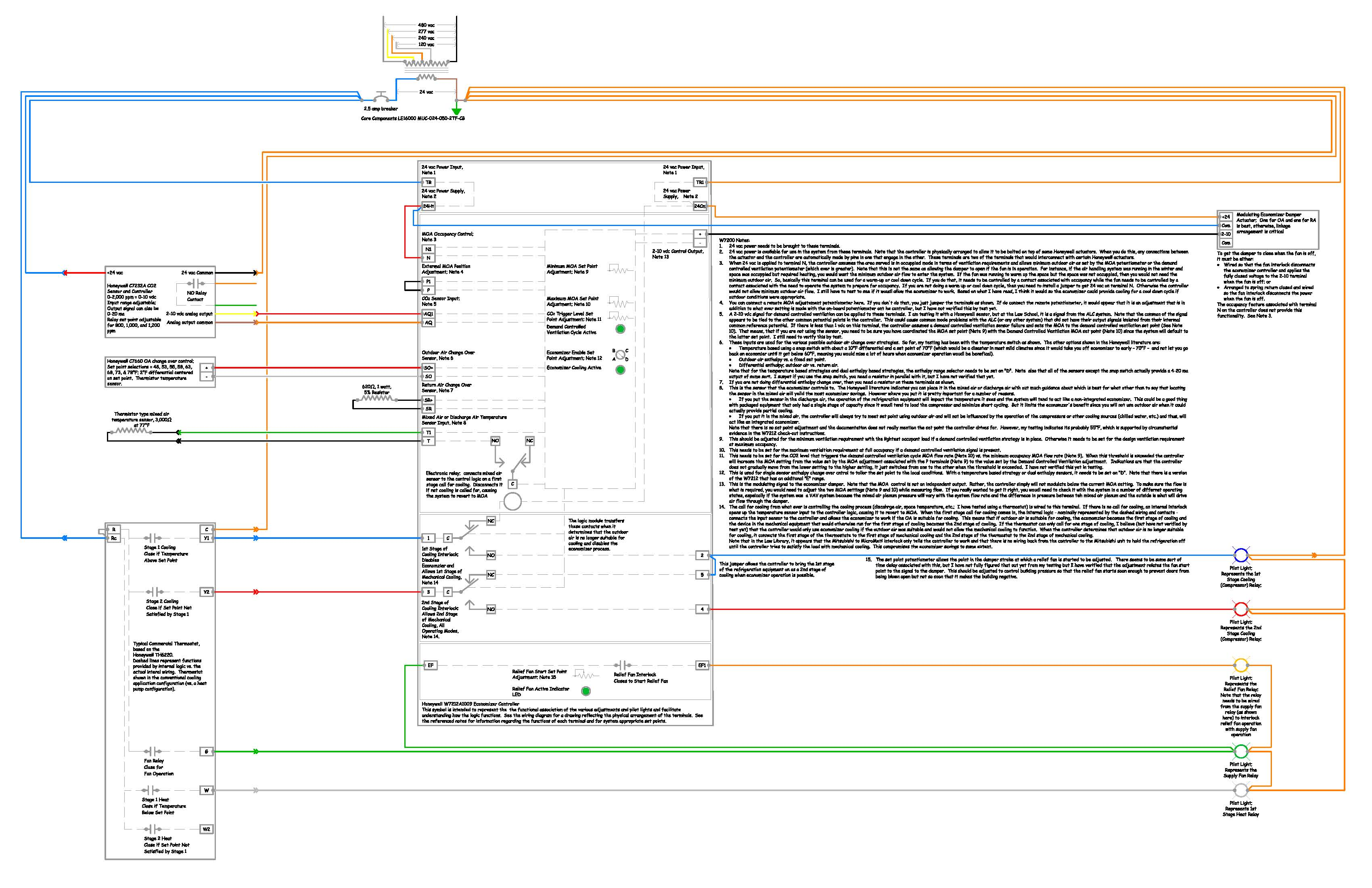 economizer trainer wiring diagram v3?w\=640\&h\=414 carrier 48 series economizer wiring diagram how google works  at pacquiaovsvargaslive.co
