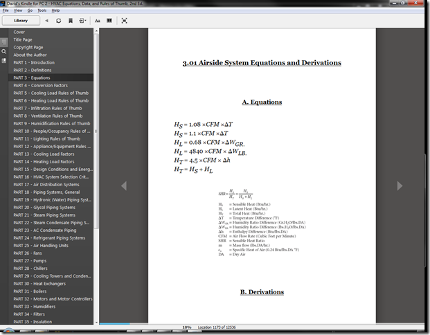 David's Kindle for PC 2 - HVAC Equations, Data, and Rules of Thumb, 2nd Ed. 12212011 113057 AM