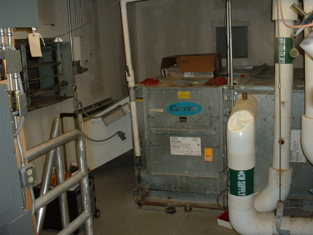 Air Handling System : My data logging monitoring plan one more thing a field