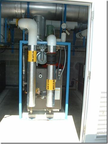 Boiler piping 06