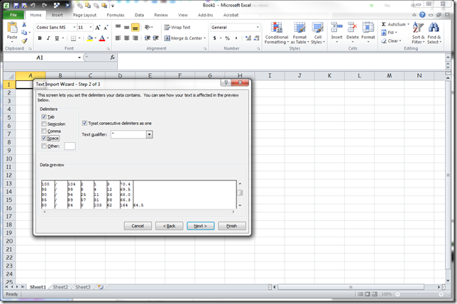 Microsoft Excel - Book1 3202012 24754 PM