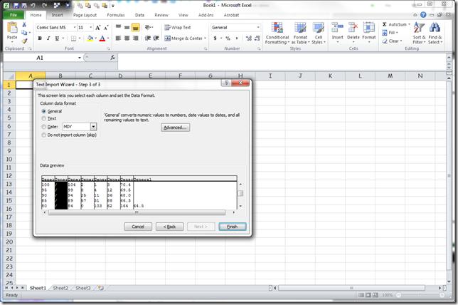 Microsoft Excel - Book1 3202012 25004 PM