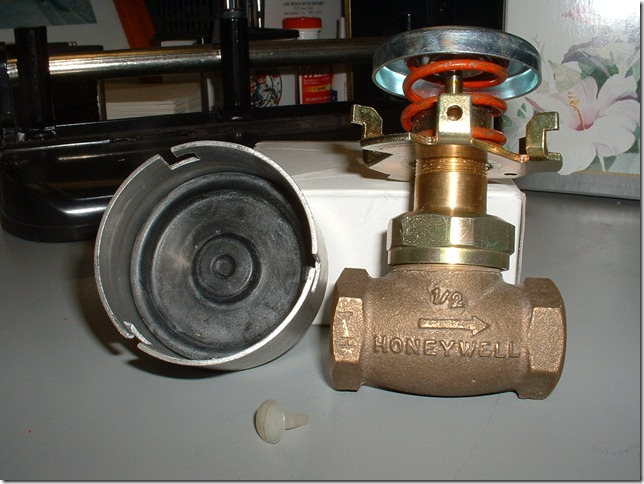 Pneumatic valve 04