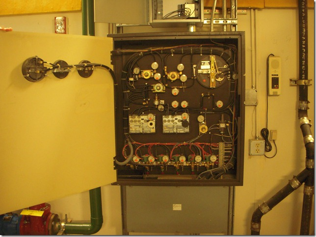 S18 Receiver Controller Panel