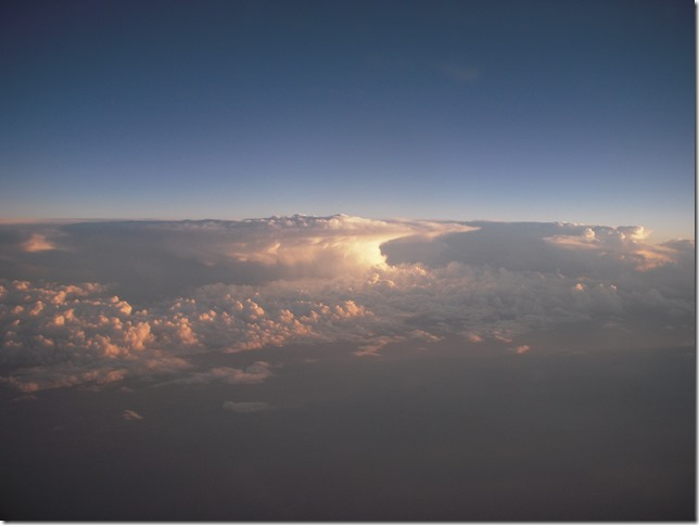 Cumulo Nimbus over the midwest 02