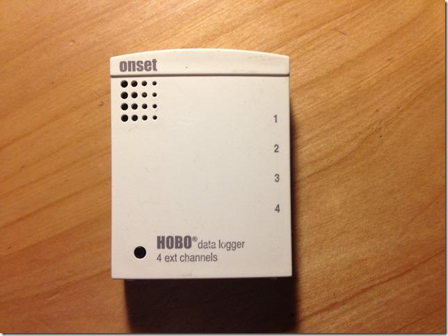 4 input Hobo u12