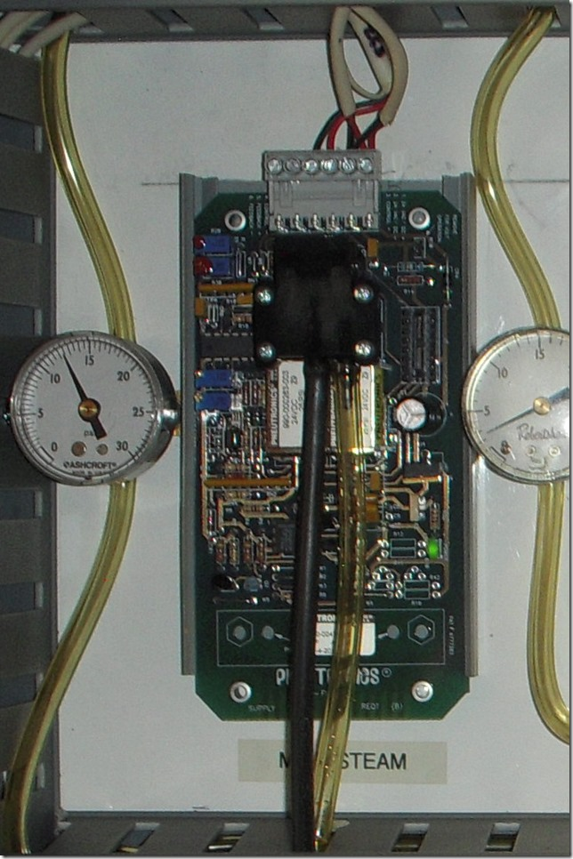 Pneumatic Interface Close Up
