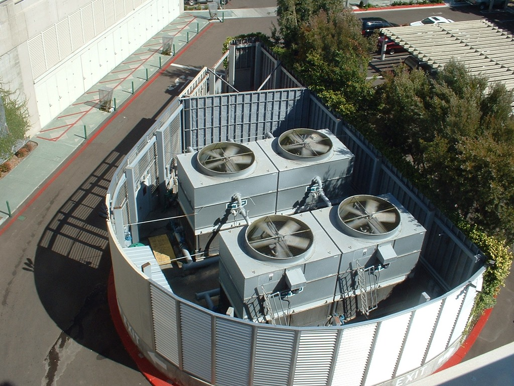 Cooling Tower Flow Distribution And Variable Flow In