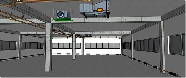 Construction Observation Scene